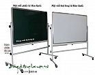 Double Sides Mobile Magnetic Board 120 x 80cm
